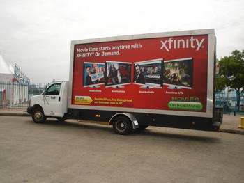 Mobile Billboards in North Dakota
