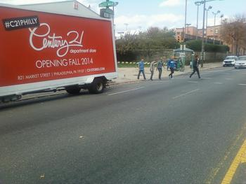 Mobile Billboards in Hartford