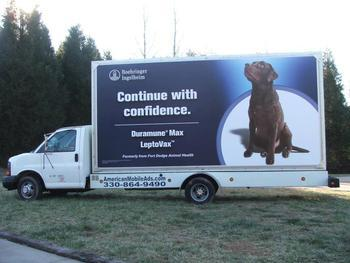 Mobile Billboards in Lansing