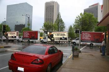 Mobile Billboards in St. Louis