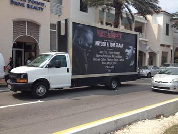 Mobile Billboards in West Palm Beach