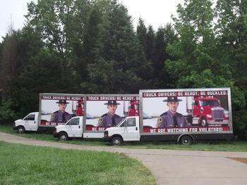 Mobile Billboards in Roanoke